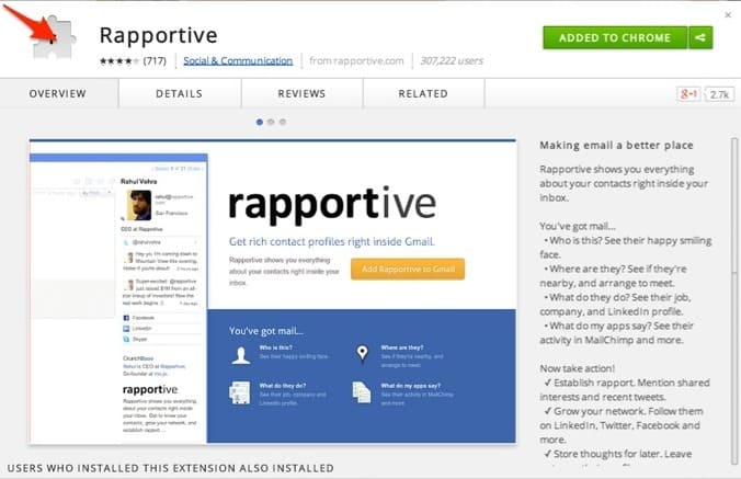 LinkedIn Disappearing Rapportive Today | Intellerati Blog