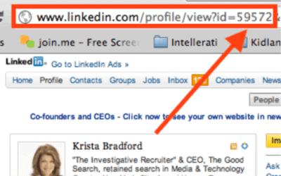 LinkedIn Street Cred: Low LinkedIn User Number